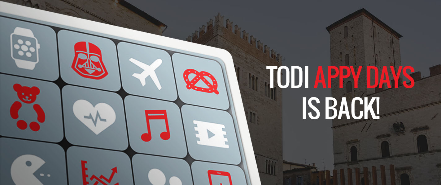 Comunicato Stampa: torna Todi Appy Days!