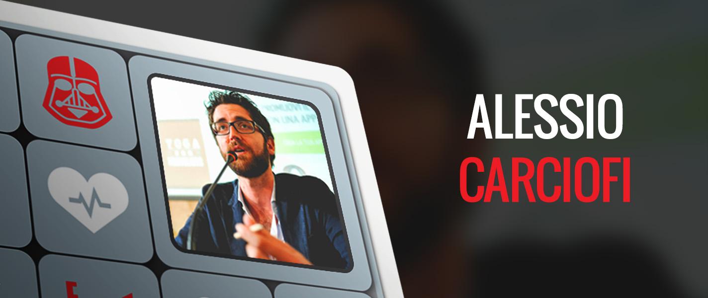 Intervista ad Alessio Carciofi: speaker a Todi Appy Days