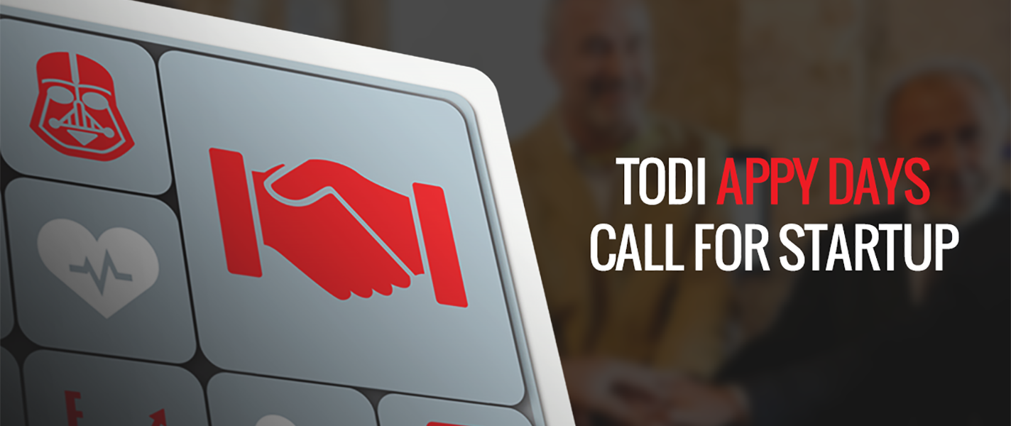 Todi Appy Days: Call for Startup
