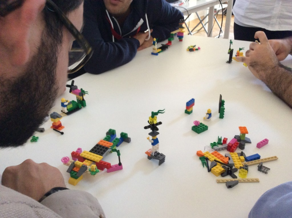 Lego Serious Play - Todi Appy Days 2015