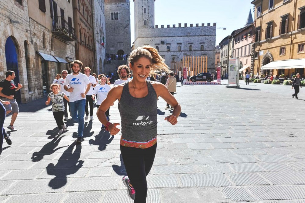 Runtastic a Todi Appy Days