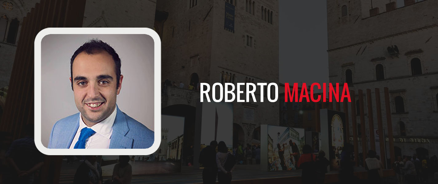 Intervista: Roberto Macina in 5 tweet