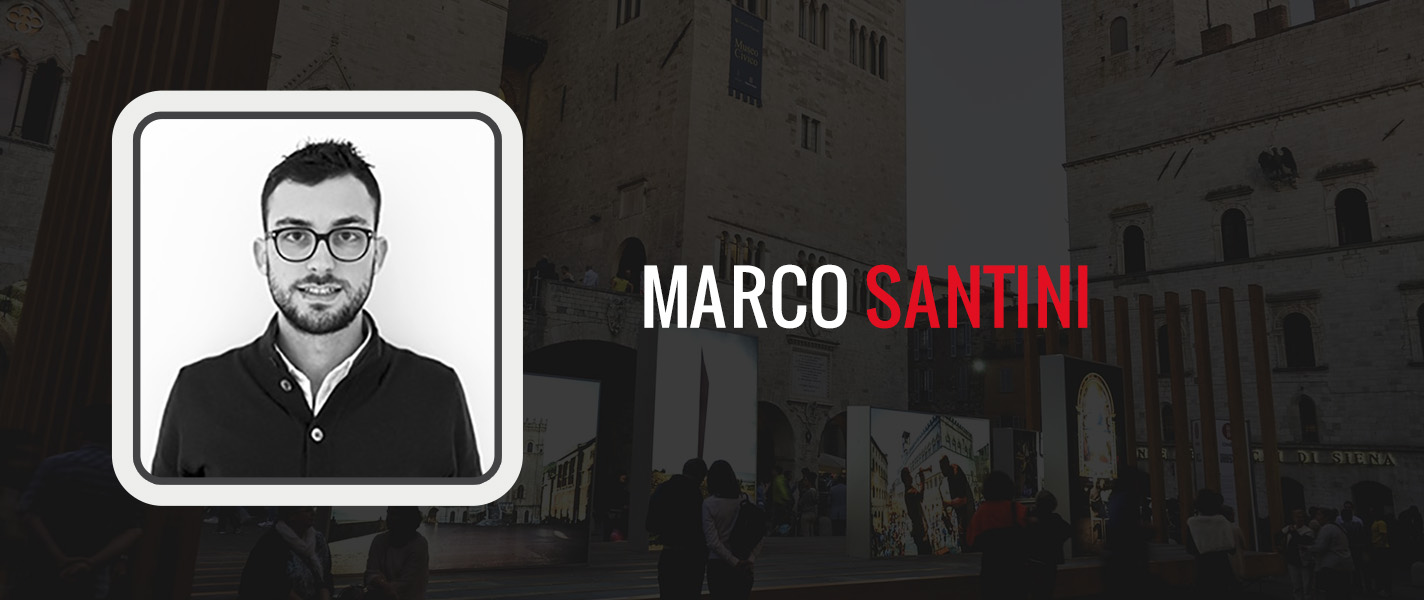 Intervista: Marco Santini in 5 Tweet