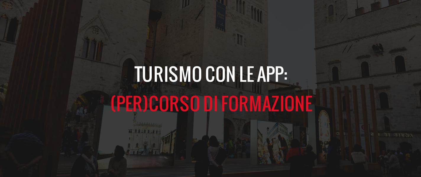 """La Regione Umbria presenta """"Turismo con le App: (per)corso di formazione"""" a Todi Appy Days"""