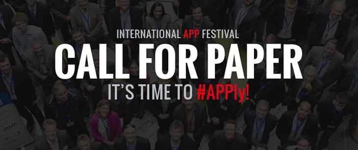 Comunicato stampa: Partecipa come speaker a Todi Appy Days!