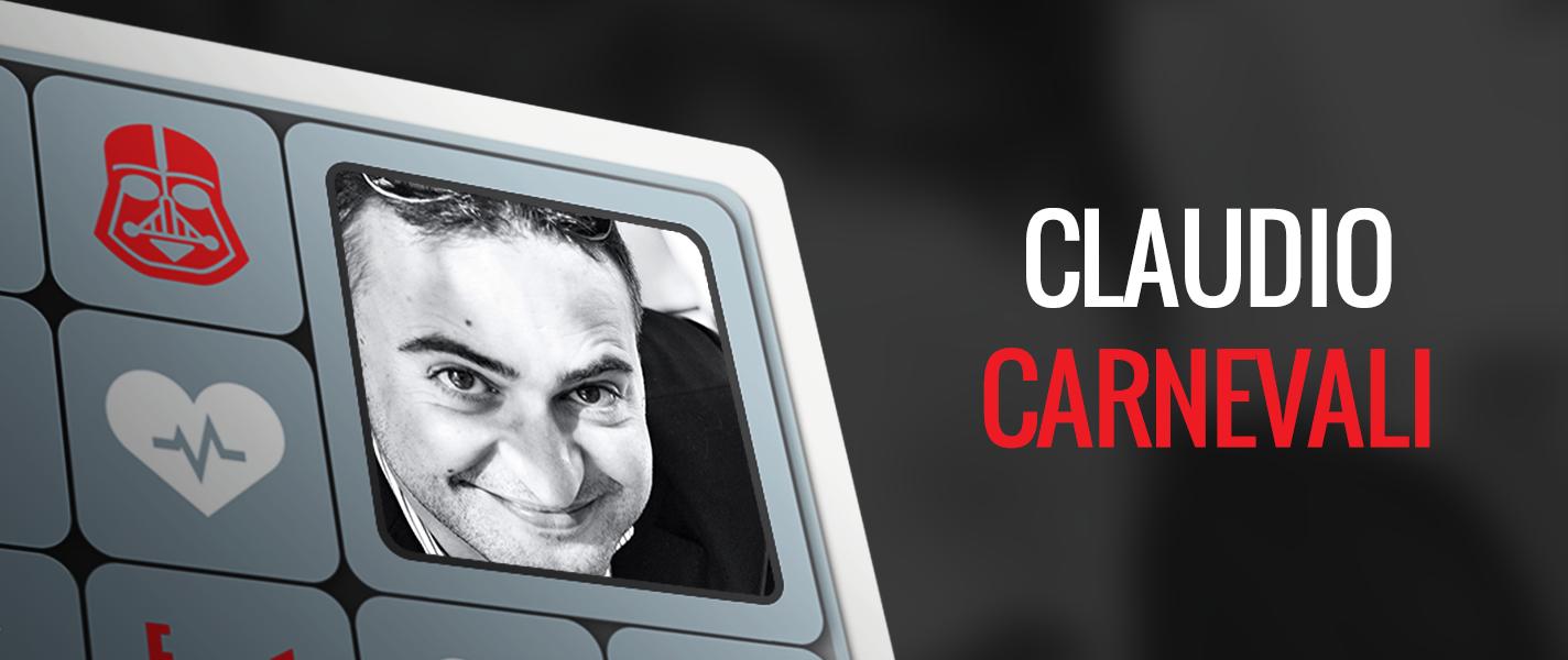 Intervista a Claudio Carnevali: speaker a Todi Appy Days