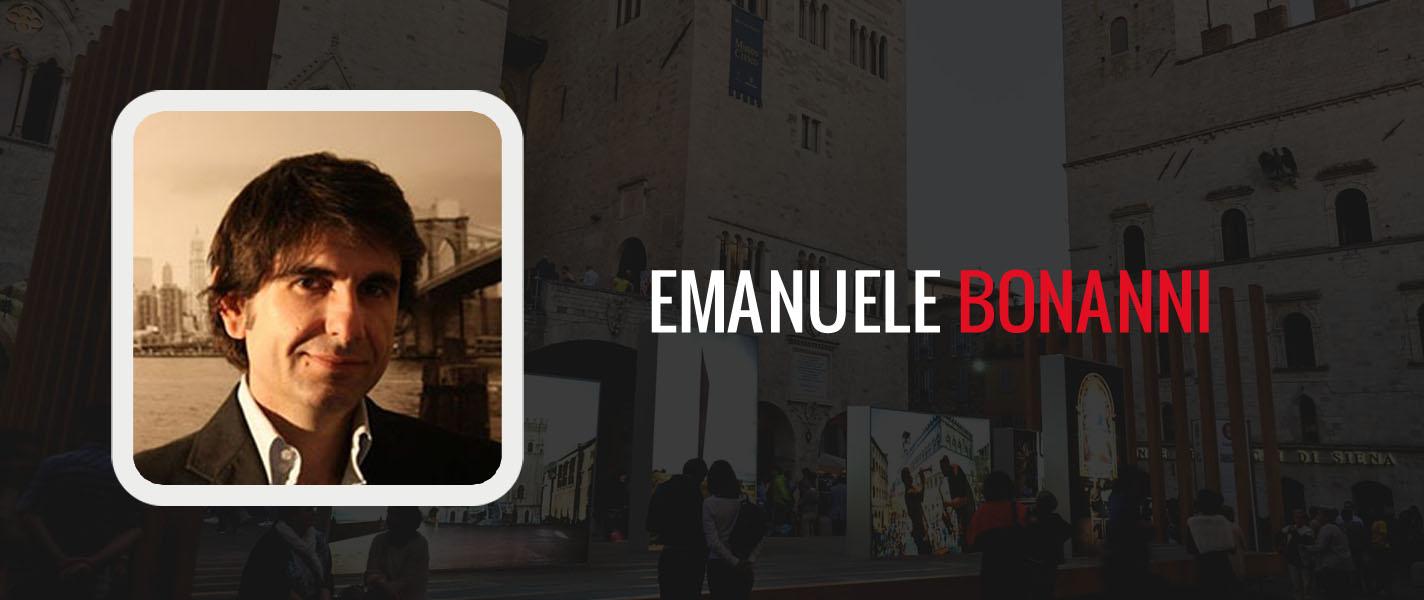 Intervista: Emanuele Bonanni in 5 tweet