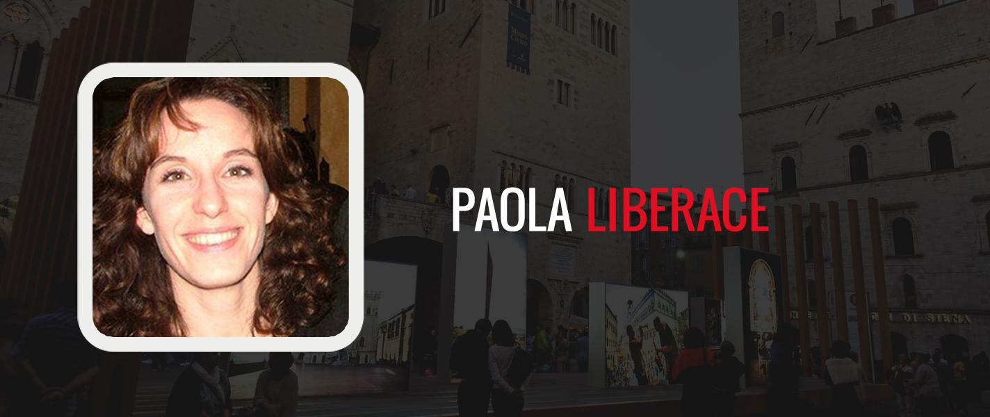 Intervista: Paola Liberace in 5 tweet