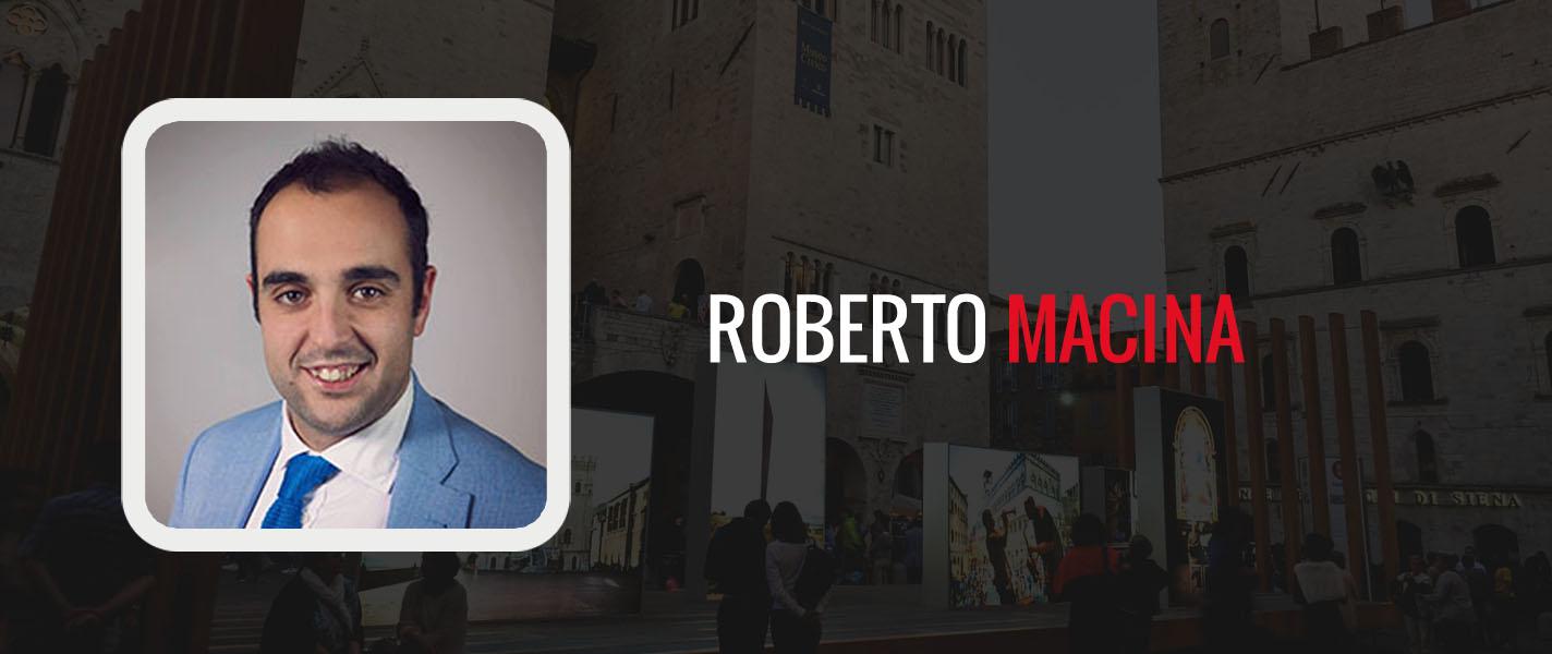 Intervista: Roberto Macina in 5 tweet