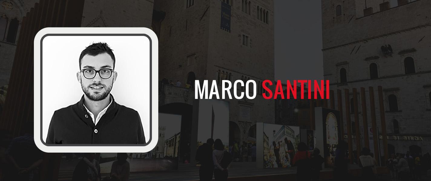 Intervista: Marco Santini in 5 Tweet